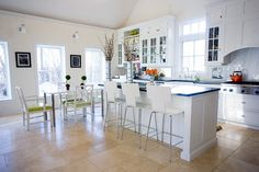 Mona Ross Berman Interiors » kitchen