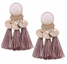 #DUJUANNIAO #Chic #Bohemian #Sequins #Tassel #Earrings For #Women #Wedding #Party #Acrylic #Beads #Statement #Drop #Earrings Imported,Quality Assurance Novelty Design & Fine Workmanship,An ideal Accessory to Your Outfit Easy to carry and wear.Occassion:Wedding,Banquet,#Party,Birthday,Sea Travel,Dateing,etc. https://jewelry.boutiquecloset.com/product/dujuanniao-chic-bohemian-sequins-tassel-earrings-for-women-wedding-party-acrylic-beads-statement-drop-earrings/