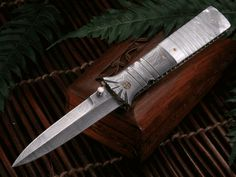 Mel Pardue Knives - Handmade Knives, Custom Made Knives, Collectable Knives, Repton Alabama
