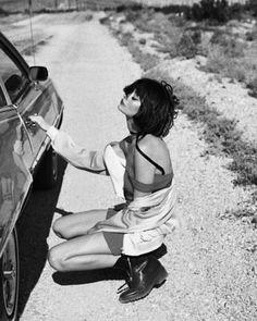 いいね!9,704件、コメント40件 ― Taylor LaShaeさん(@taylorlashae)のInstagramアカウント: 「lets get tf out of here, just get in the car and drive ♥ @johannadauphin x @andotherstories」