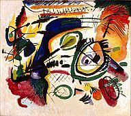 Wassily Kandinsky (Russian, Fragment I for Composition VII (Center), 1913 Oil on canvas 34 × 39 in. × cm) Gift of Mrs. Harry Lynde Bradley Photographer credit: Larry Sanders Artists Rights Society (ARS), New York / ADAGP, Paris Wassily Kandinsky, Milwaukee Art Museum, Haitian Art, Popular Art, Museum Collection, American Art, Modern Art, Abstract Art, Drawings