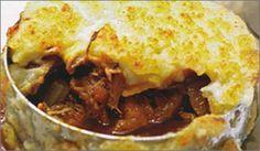 Simon Boyle's pulled mutton shepherds pie
