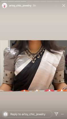 You are in the right place about Blouse 2019 Here we offer you the most beautiful pictures about the Blouse fashion you are looking for. When you examine the part of the picture you can get the massag Black Blouse Designs, Traditional Blouse Designs, Pattu Saree Blouse Designs, Sleeves Designs For Dresses, Stylish Blouse Design, Designer Blouse Patterns, Pink, Green Blouse, Sarees