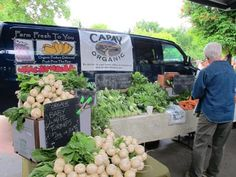 Find great things at the Davis Farmers Market every Wed & Sat.