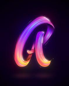 Eduardo Morgan Gaytán on Behance Typography Wallpaper, Alphabet Wallpaper, Name Wallpaper, Creative Typography, Graphic Design Typography, Lettering Design, Branding Design, Design Agency, Alphabet Letters Design
