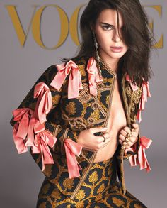 How Kendall Jenner Became the Breakout Model of Her Generation http://ift.tt/2aNJ64w #Vogue #Fashion