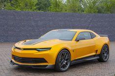 Chevrolet CamaroTransformers 4