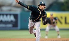 Ryan Dull has gone from fringe major leaguer to indispensable for A's