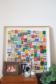 How to display collections -- Matchbooks