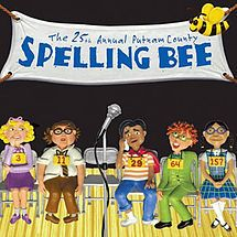 The 25th Annual Putnam County Spelling Bee - Mark was picked to be one of the audience spellers.  We got to see the original Broadway cast on tour.  Fun! http://spellingbeethemusical.com/ [5/26/2007]