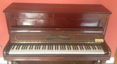 Pianoforte Verticale Gebrüder Philippi Frankfurt (da restaurare)