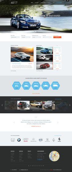 AutoTrader WordPress Theme (Magazine, Blog & Marketpace) http://themefuse.com/wp-themes-shop/auto-wordpress-theme/?r=27299 #web #design #wordpress