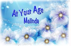 AT YOUR AGE Adult Humorous Card   Birthday by AnnKayGreetingCards, $5.50