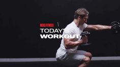 Today's Workout 38: The dumbbell-only circuit for a total-body shred | Men's Fitness