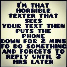Lol...yep, totally me :)