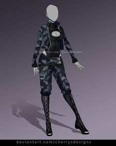 Best Picture For fashion sketches how to draw For Your Taste You are looking for something, and it i Villain Costumes, Hero Costumes, Anime Outfits, Dress Outfits, Cool Outfits, Dresses, Drawing Anime Clothes, Dress Drawing, Fashion Design Drawings