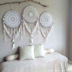 Dreamcatcher white