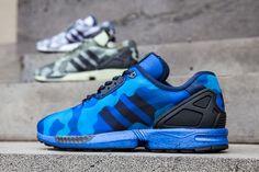 6bb883350c723 adidas Originals ZX Flux Decon Camo Adidas Flux