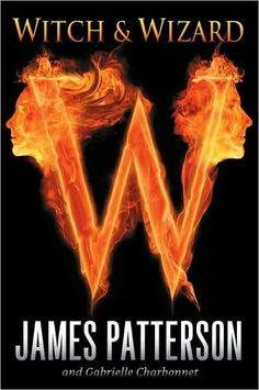 Witch and Wizard by James Patterson. During the New Order, Whit and Wisty Allgood realize that they are a witch and wizard, meant to defeat the all and powerful, The One who is the One
