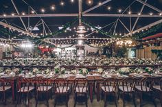 antique warehouse wedding at Big Daddy's Antiques | photo by Amy & Stuart, planning & design by Gather Events