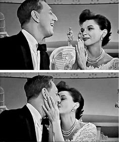 """Ray Bolger and Judy Garland, (1960s) from """"The Judy Garland Show"""""""