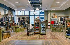 Barbour - Chicago, IL | @ECORE Commercial Flooring #Polyflor #Expona | #spartansurfaces #Floorscore | RGLA Solutions