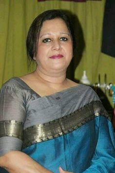 Aunty In Saree, India Beauty, Beauty Women, Sari, Fashion, Saree, Moda, Fashion Styles, Fashion Illustrations