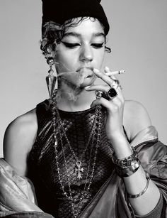 Bad Girl par Jean-Baptiste Mondino | Numéro Magazine