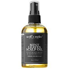 Earth's Nectar scalp oil