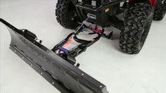 The 2014 Polaris GLACIER PRO ATV Plow System. Polaris Atv, Polaris Snowmobile, Atv Plow, Benton Harbor