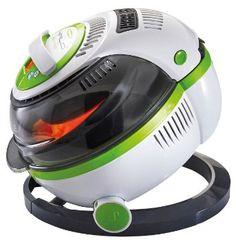 Breville VDF105 Halo Plus Health Fryer - White/Green: Amazon.co.uk: Kitchen & Home