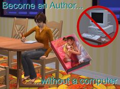 Mod The Sims - Become an author ... without a computer