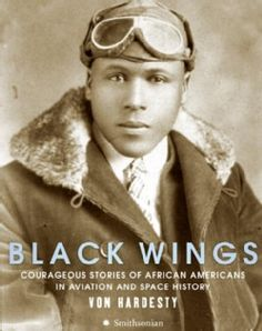 Black Wings: Courageous Stories of African Americans in Aviation and Space History (Hardcover)