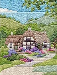 Sew Inspiring : Countryside Long Stitch Kits