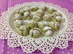 Risultati immagini per biscotti morbidi al pistacchio