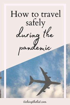 Top tips on what to do in the airport, where to sit on the plane and what to bring with you if you're flying during the Pandemic