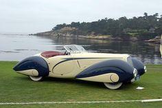 1937 Delahaye 135 M2 Roadster