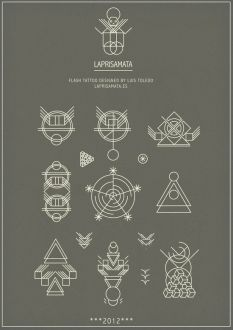Tatuajes Geometricos - Taringa!
