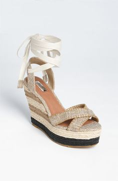 finest selection 82cf3 950ea My fave wedges for this summer Espadrilles, Stylish Outfits, Random Things,  Wedges,
