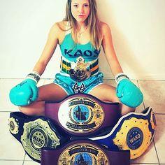 @Regrann from @brooke_psycho_cooper -  5 years fighting; 5 belts and more to come #successaddict #keenformore #neverconforming #wontstopcantstop #fighter #kaosangel #kaosrepresent #belts #muaythai #kickboxing #wakokickboxing #wakochampionship #wkbftitle #wmc #wmcchampion #femalefighter #girlsfighttoo #oceania #winningmoments #bigbadwolfapparel #fight #goalcrusher - #regrann #mlmma #fb
