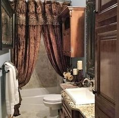 Decorative Shower Curtain Custom Curtains Beautiful Reilly Chance Collection