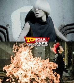 빅뱅(BigBang), 지드래곤(Kwon Ji Yong)의 티저 영상 공개 [K-POP]