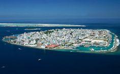 Male, Maldives. Film Review: The Island President. #inhabitat