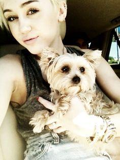 Miley Selfie