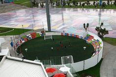 Centro Interactivo Mundo Fútbol, Pachuca de Soto  - www.hidalgo.travel -