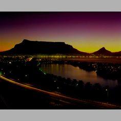 Kaapstad you beauty