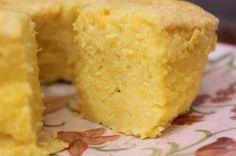 O bolo de milho cremoso é uma ótima sobremesa. (Foto: Divulgação)