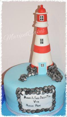 Lighthouse Cakes