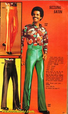 Plaid Stallions : Rambling and Reflections on '70s pop culture: Sizzling Satin