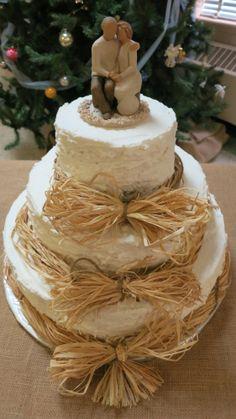 My Parents' 50th Wedding Anniversary Cake